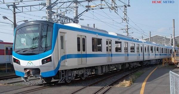 [Video] Tàu Metro số 1 chạy thử ở Nhật Bản