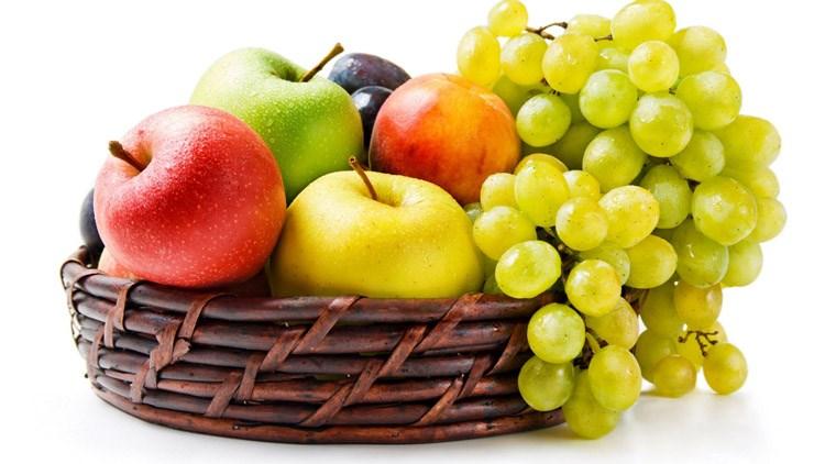 [Infographics] Các loại trái cây bạn nên ăn cả vỏ để tốt cho sức khỏe