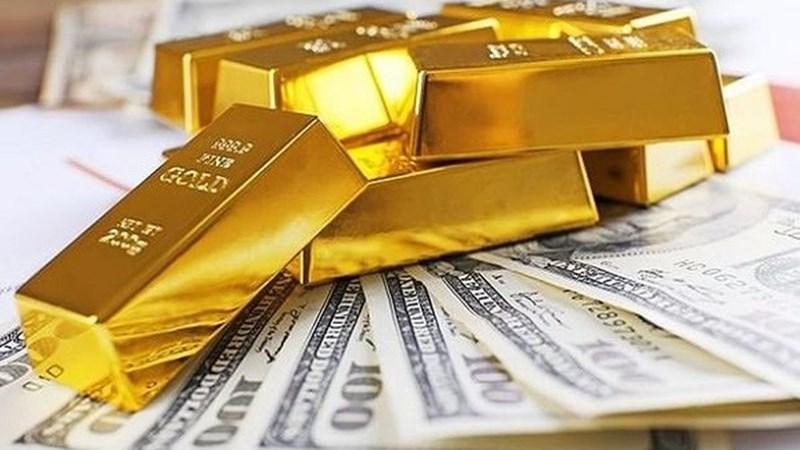 Giá vàng hôm nay 19/4: USD tăng mạnh, vàng tiếp tục giảm