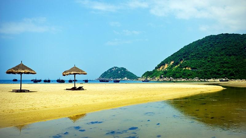 [Infographics] Những bãi biển tuyệt đẹp ở Khánh Hòa
