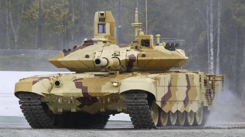 [Infographics] Nga lo lắng trước viễn cảnh mất hợp đồng cực lớn bán 464 xe tăng T-90MS