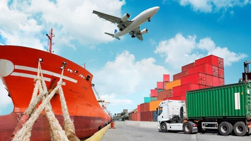 Cán cân thương mại hàng hóa thặng dư 1,49 tỷ USD