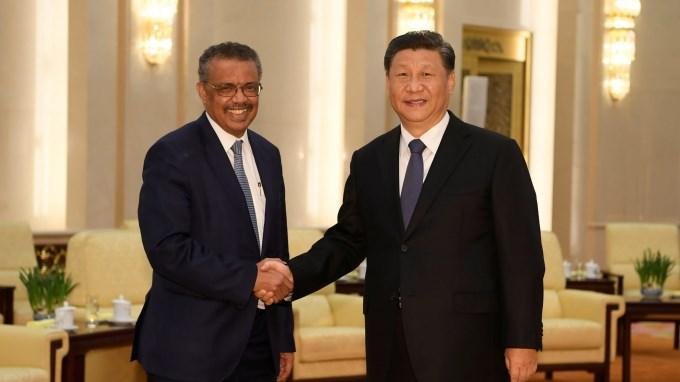 [Video] Mỹ ngừng tài trợ, Trung Quốc góp thêm 30 triệu USD cho WHO