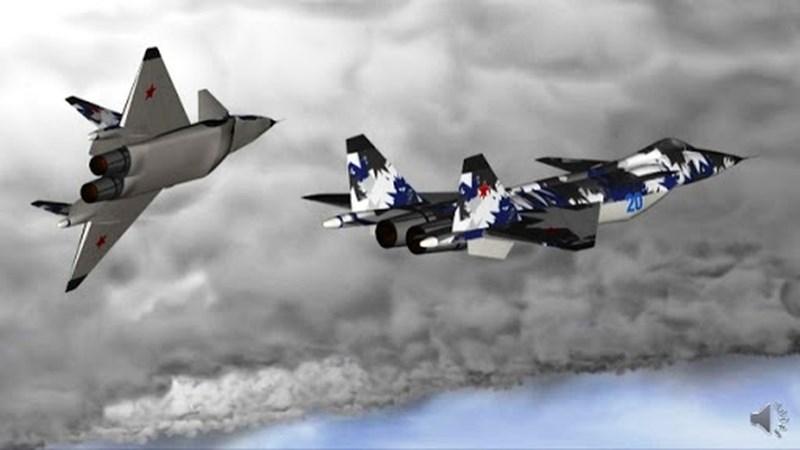[Ảnh] Tiêm kích MiG thế hệ mới của Nga bị nhận xét
