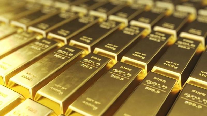 Giá vàng ngày 3/5 giảm không ngừng