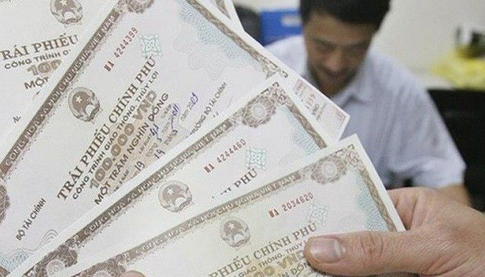 KBNN huy động được 84.744,5 tỷ đồng trái phiếu chính phủ