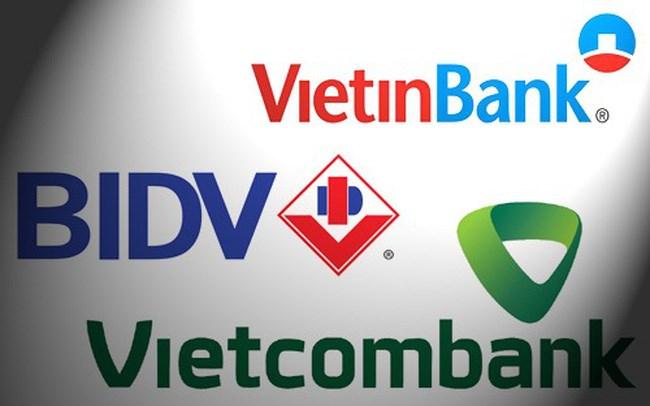 """Ngân hàng Việt cạnh tranh """"ngôi vương"""" 1 triệu tỷ đồng"""
