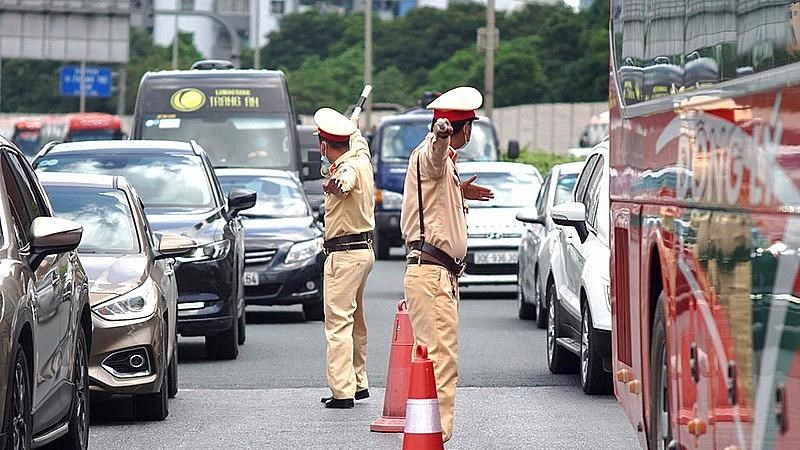 Tai nạn giao thông giảm sâu trong ngày nghỉ lễ thứ 2