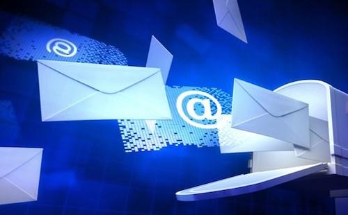 Email là nguồn lây nhiễm phần mềm độc hại phổ biến nhất