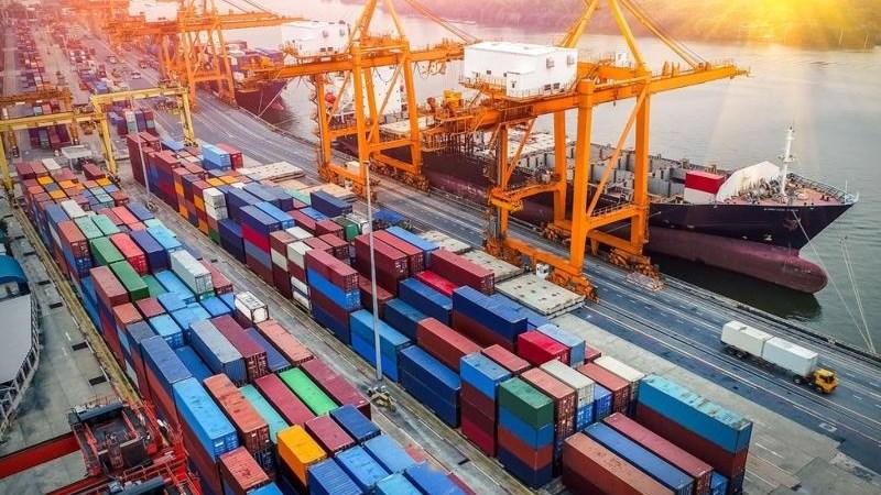 [Infographics] Xuất nhập khẩu hàng hóa 4 tháng đầu năm 2021 đạt trên 204 tỷ USD