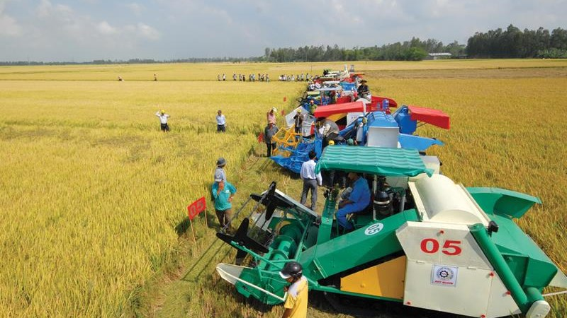 Giải đáp về chính sách miễn giảm thuế nhập khẩu máy móc phục vụ cơ giới hóa nông nghiệp