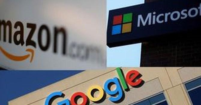 [Infographic] Các công ty công nghệ Mỹ kiếm tỷ USD từ đâu