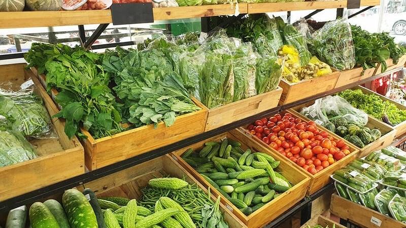 Giá thực phẩm ngày 10/5: Giá rau củ quả tiếp tục giảm