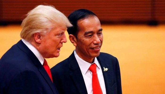 """Indonesia lo bị ông Trump """"để ý"""" về thương mại"""