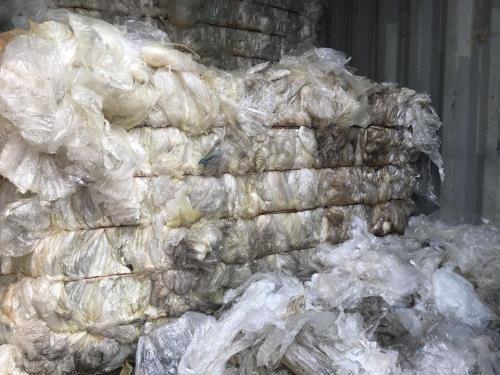 Ngăn chặn từ xa việc nhập rác thải gây ô nhiễm môi trường