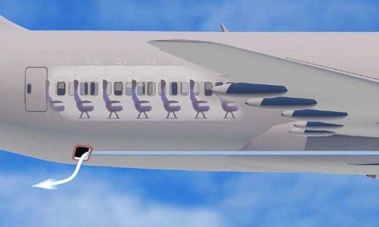[Video] Không khí trên máy bay được xử lý như thế nào?
