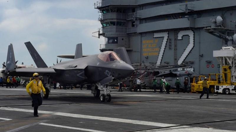 [Infographic] Sau F-35A sẽ đến lượt F-35C tung đòn hủy diệt tại Trung Đông