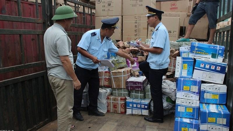 Nhiều doanh nghiệp nhập khẩu hàng hoá không giấy phép bị xử lý