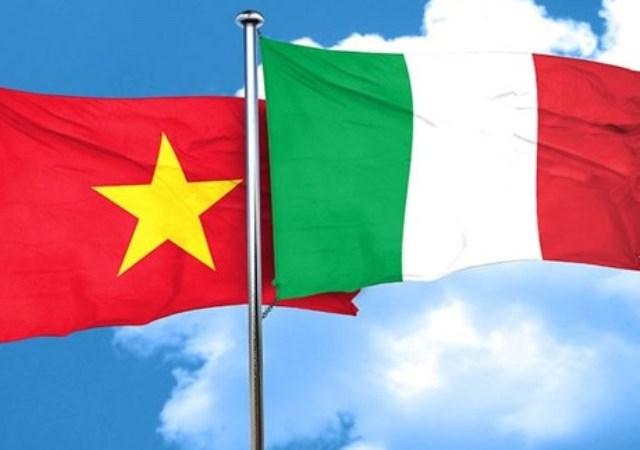 Việt Nam - Italy: Hướng đến mục tiêu kim ngạch thương mại hai chiều lên 5 tỷ USD