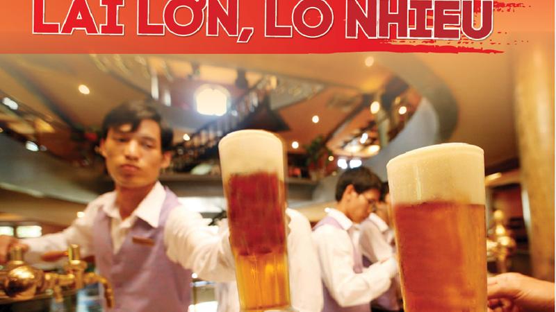 [Infographics] Kinh doanh rượu bia: Lãi lớn, lo nhiều