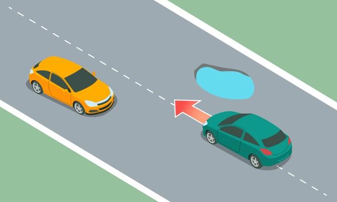 [Infographics] Những điểm thay đổi trong dự thảo Luật Giao thông đường bộ