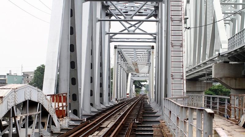 [Video] Tháo dỡ xong cầu sắt 118 tuổi