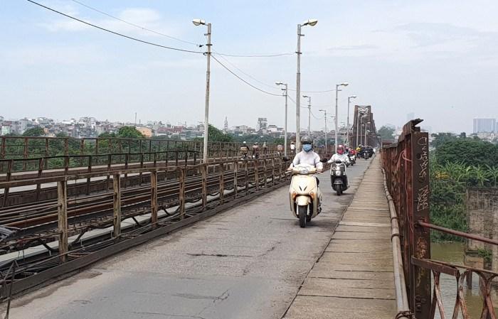 Ưu tiên vốn đầu tư cầu đường sắt vượt sông Hồng