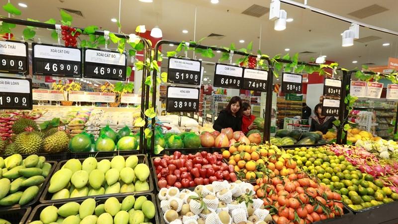 Giá thực phẩm rau củ quả ngày 17/6: Tiếp tục đà giảm