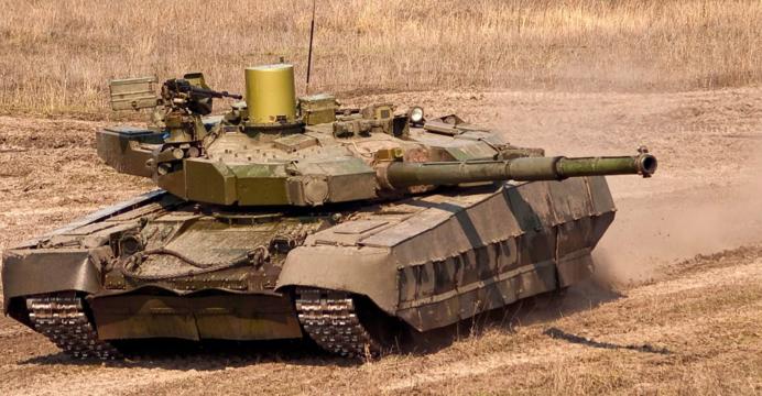 [Infographics] T-84 Ukraine gây sốc khi xếp trên cả T-90AM Nga ở bảng xếp hạng