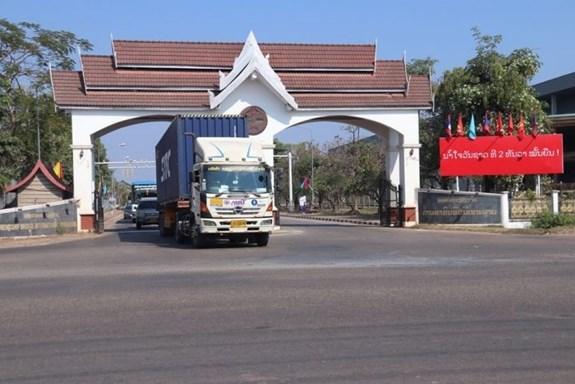 [Infographics] Kim ngạch thương mại hai chiều giữa Việt Nam và Lào tăng mạnh