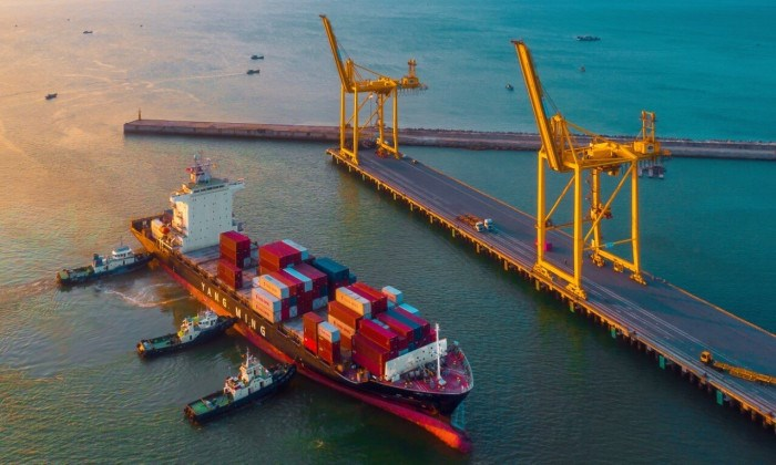 Huy động nguồn lực ngoài ngân sách phát triển cảng biển trong 10 năm tới