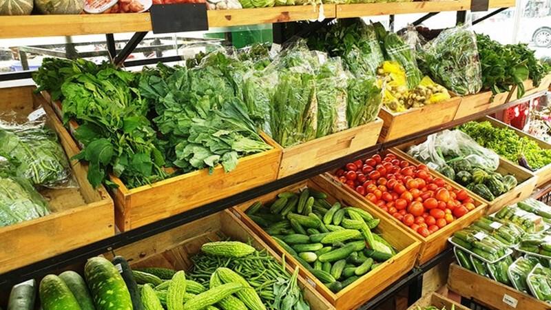 Giá thực phẩm ngày 23/6: Một số loại củ quả tăng mạnh