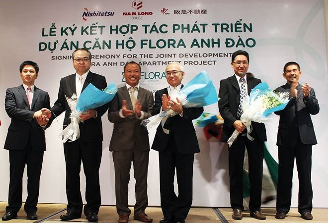 Dấu ấn M&A: 5 năm hợp tác Nam Long với đối tác Nhật Bản
