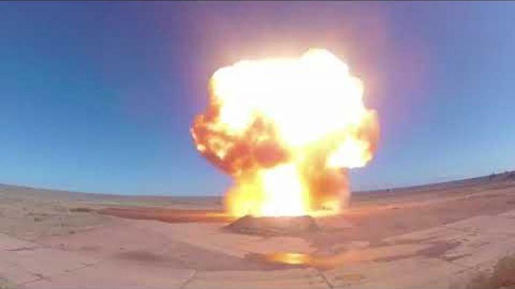 [Video] Tên lửa đánh chặn mới  được Nga thử nghiệm thành công