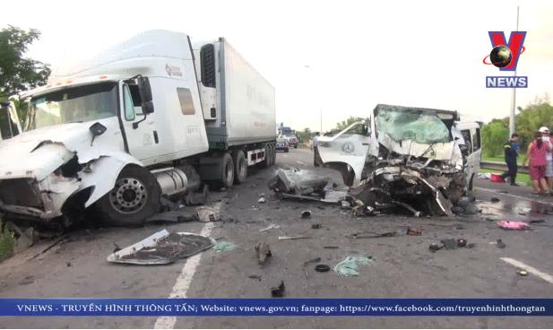 [Video] Hơn 8.000 vụ tai nạn giao thông xảy ra trong 6 tháng đầu năm