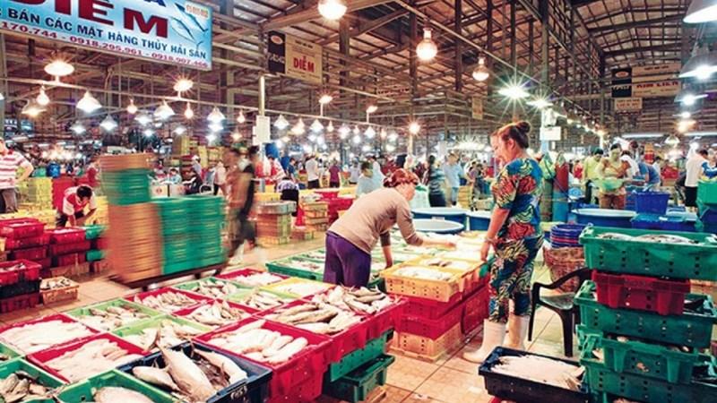 Giá thực phẩm ngày 6/7: Quay đầu giảm giá nhẹ ở một số mặt hàng