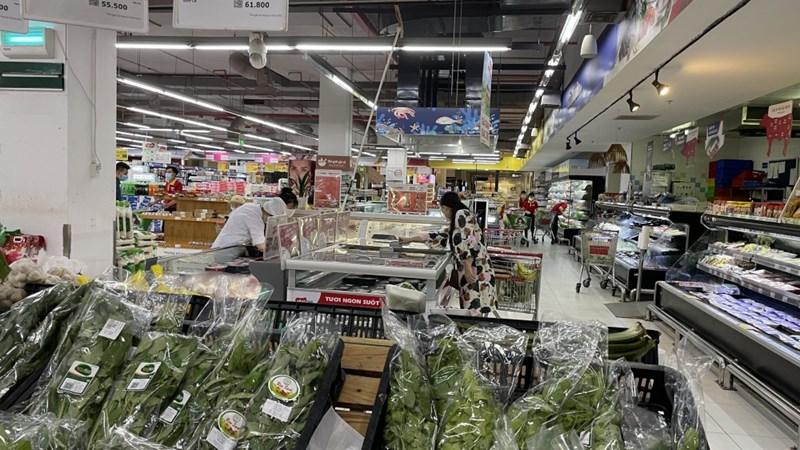 Giá thực phẩm ngày 7/7: Quay đầu tăng giá, nguồn cung hàng hóa dồi dào