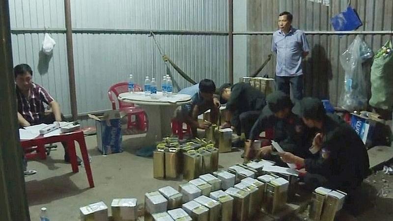[Video] Bắt giam nữ đồng phạm của ông Trịnh Sướng trong đường dây xăng giả