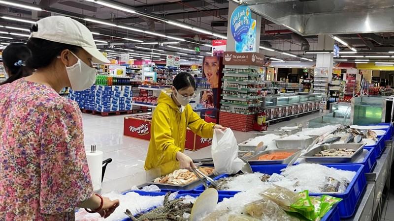 Giá thực phẩm ngày 9/7: Giá tăng nhẹ, đảm bảo nguồn cung hàng hóa