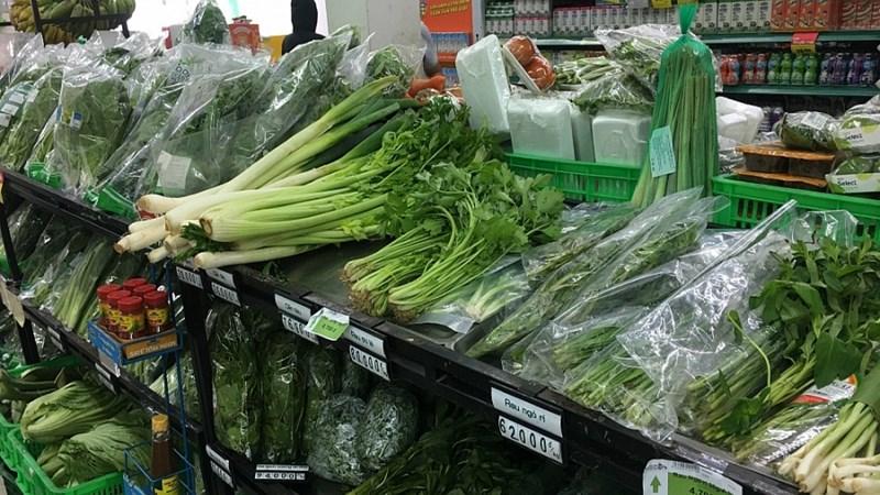Giữ giá lương thực thực phẩm ổn định, tạo điều kiện thuận lợi cho lưu thông hàng hóa