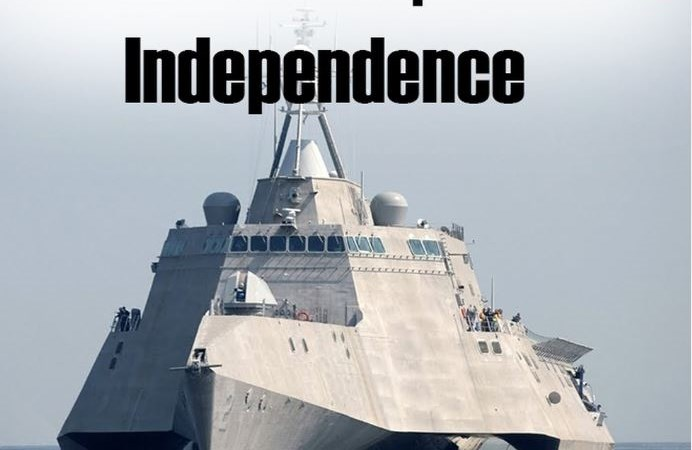 [Infographics] Siêu chiến hạm cực mạnh của Mỹ vừa đến biển Đông