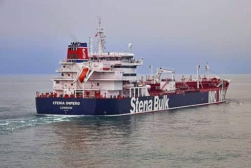 [Video] Cảnh đặc nhiệm Iran đu dây từ trực thăng, bắt giữ tàu chở dầu Anh