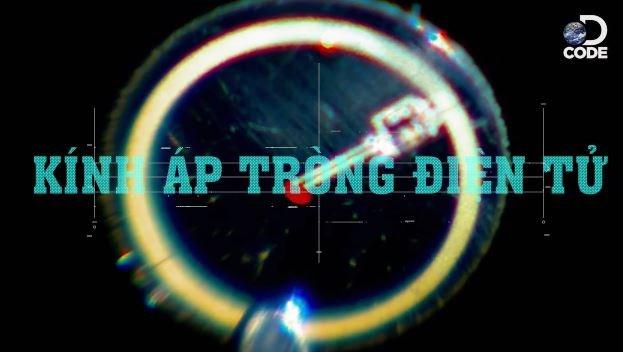 Mỹ: Phát triển lại kính áp tròng điện tử có khả năng... chỉ đường