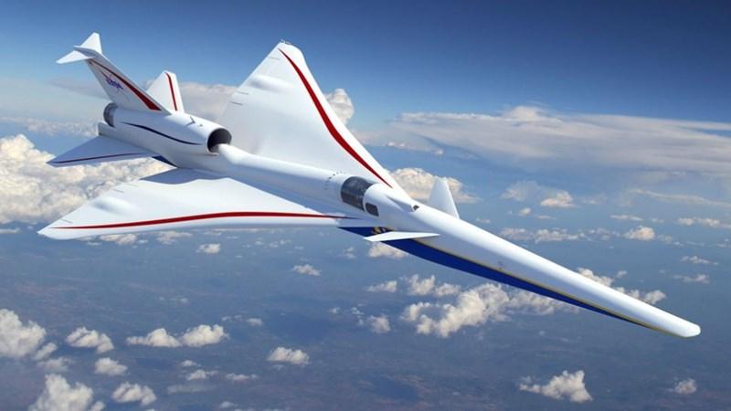 [Video] Công ty Mỹ sắp thử nghiệm máy bay siêu thanh mới