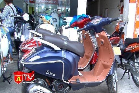 [Video] Hà Nội: Tạm giữ hàng chục xe máy có dấu hiệu vi phạm quy chuẩn kỹ thuật