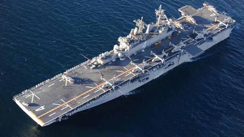[Video] USS Boxer - Chiến hạm thành tâm điểm căng thẳng Mỹ - Iran