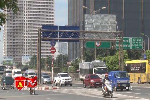 [Video] Hà Nội khoanh vùng thu phí phương tiện đi vào nội đô