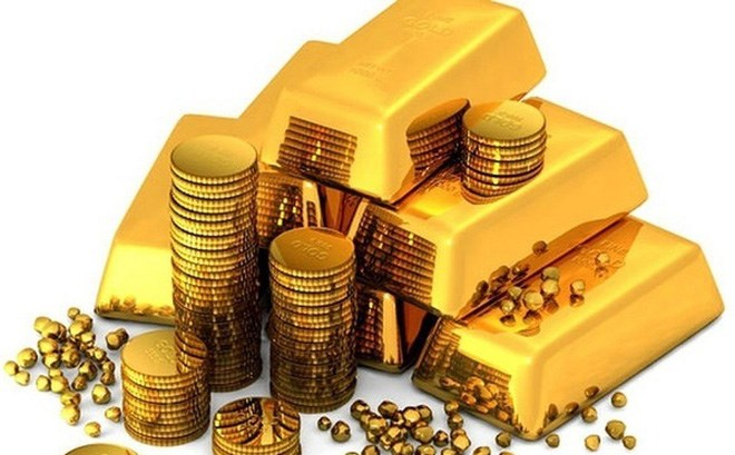 Vàng tăng vọt cao nhất mọi thời đại