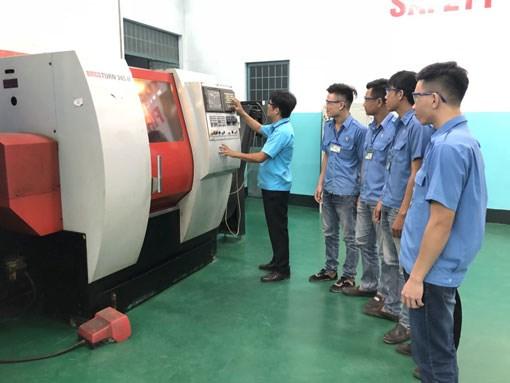 Huy động và phát triển các nguồn lực tài chính cho đào tạo nghề tại Việt Nam