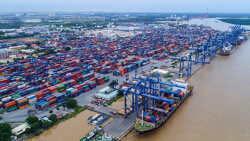 Tổng cục Hải quan giải quyết ùn tắc hàng hoá tại cảng Cát Lái